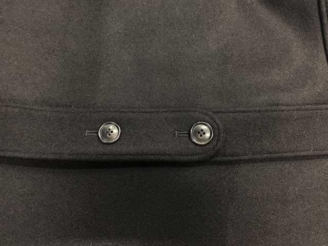 【SALE 40%OFF】 NEXUSVII. ネクサスセブン STRAIT MACKINAW COAT ストレート マッキーノ コート 2色(BLACK/CAMEL)