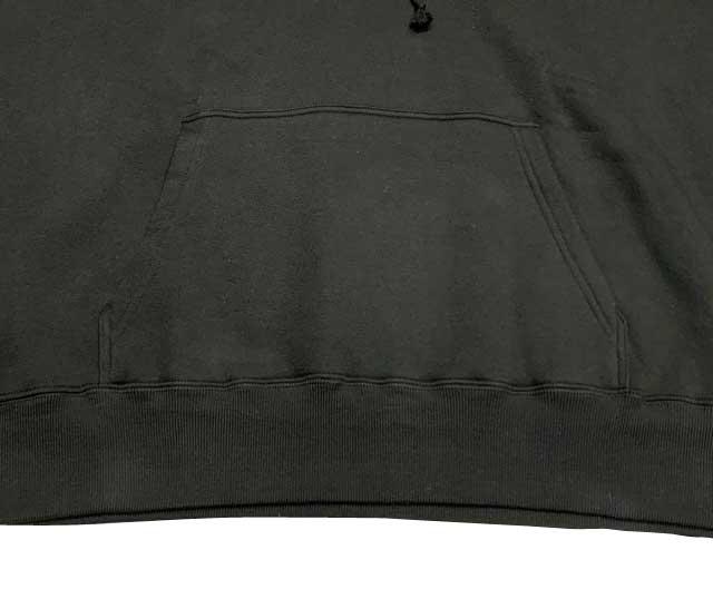 PORKCHOP ポークチョップ C-10 PHOTO HOODIE シボレー フォト フーディ BLACK ブラック スウェット パーカー