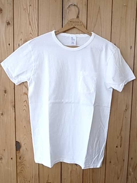 〈TAC original〉STYLE & RESPECT  スタイル&リスペクト S/S crew neck pocket tee Tシャツ  Made in USA 半袖 アメリカ製