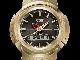 CASIO カシオ G-SHOCK ジーショック BASIC AWM-500 メタル ゴールド 腕時計