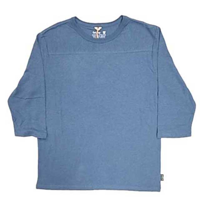 GOHEMP ゴーヘンプ BASIC FOOTBALL TEE ベーシック フットボール Tシャツ オーガニックコットン ヘンプ go hemp