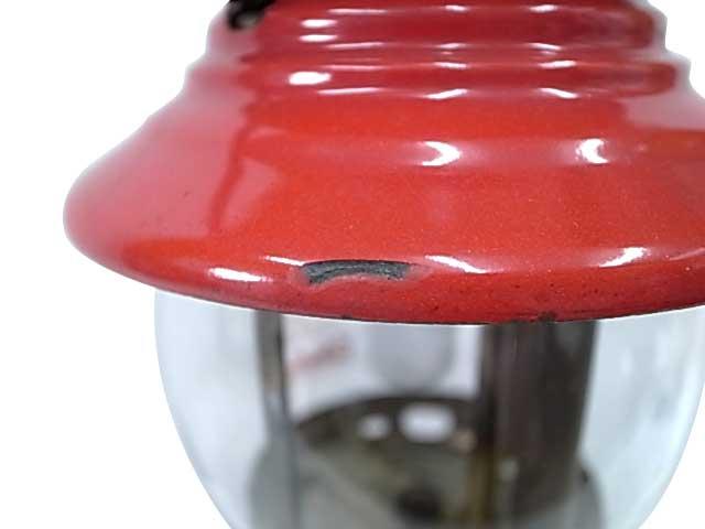 1959年5月製造 Coleman コールマン ヴィンテージ ランタン The Red Model 200A イエローデカール 【Antique アンティーク】【中古】