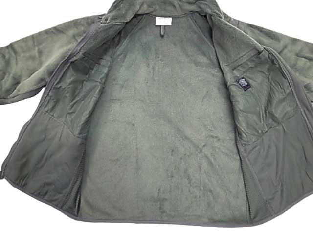 【DEAD STOCK】新品 U.S.ARMY ECWCS Gen3 POLARTEC フリースジャケット ポーラテック FOLIAGE COLD WEATHER (GEN III)  Made in USA size:S-LONG/M-LONG【デッドストック】