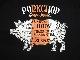 PORKCHOP ポークチョップ PORK BACK SWEAT バックプリント クルー スウェット 3色(NAVY/BLACK/GREY)