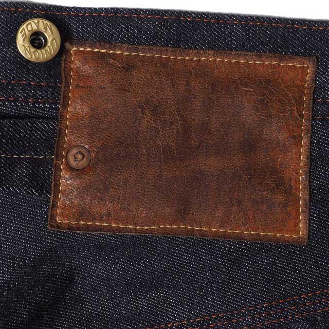 WAREHOUSE ウエアハウス Lot 1214 1920'S TRIPLE STITCH COWBOY PANTS (ONE WASH) トリプル ステッチ カウボーイ パンツ ワンウォッシュ デニム ジーンズ indigo
