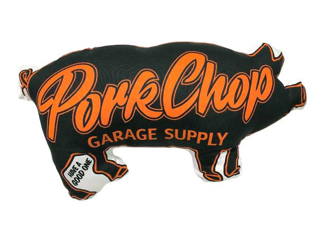 PORKCHOP GARAGE SUPPLY ポークチョップ ガレージサプライ PORK CUSHION ポーク クッション 2021FW 新作