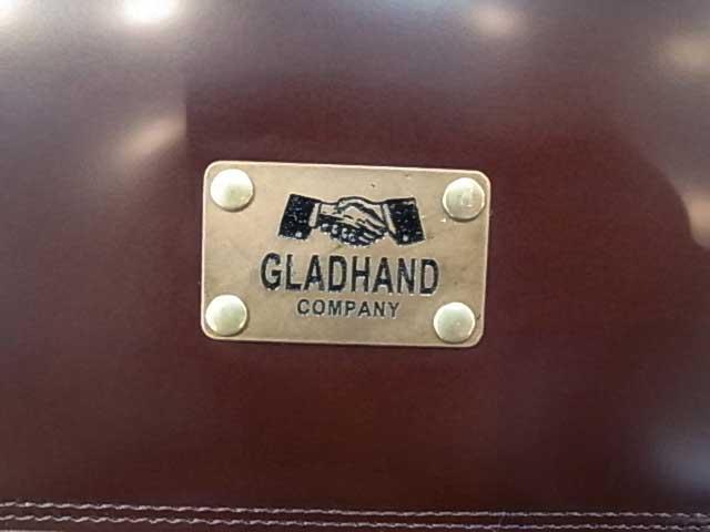 PORTER ポーター × GLAD HAND グラッドハンド BELONGINGS WALLET ウォレット BROWN 長財布 GLADHAND BY PORTER YOSHIDA & Co., LTD. 日本製