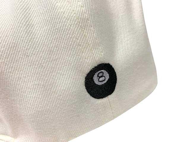 Cloveru クローバル SPECIAL8 CAP 8th スペシャル8 帽子 8周年記念 2色(Black/White)