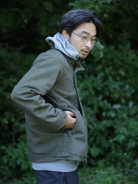 remilla レミーラ デクト JKT 2016 Autumn/Winter 2nd