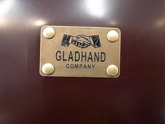 PORTER ポーター × GLAD HAND グラッドハンド BELONGINGS ZIP WALLET ジップ ウォレット BROWN ブラウン 長財布 GLADHAND BY PORTER YOSHIDA & Co., LTD. 日本製