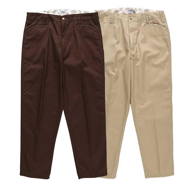 STANDARD CALIFORNIA スタンダードカリフォルニア  SD T/C Frisco Work Pants フリスコ ワークパンツ 2色(BROWN/BEIGE)