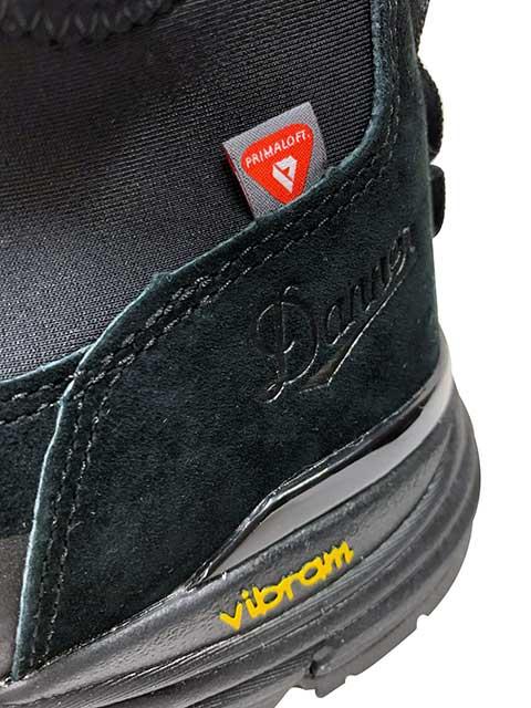 DANNER ダナー ARCTIC 600 CHELSEA アークティック チェルシー サイドゴアブーツ BLACK ブラック VIBRAM ARCTIC GRIP ビブラムアークティック グリップ PRIMALOFT プリマロフト 67370 防水 寒冷地仕様 MEN'S メンズ