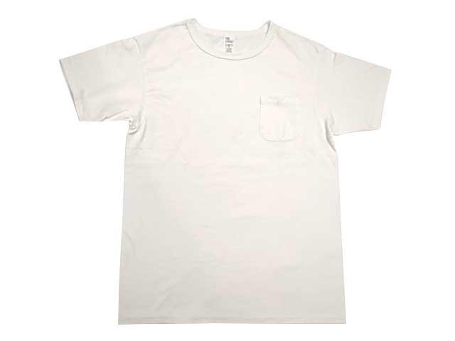 〈TAC original〉STYLE & RESPECT  スタイル&リスペクト S/S BASIC crew neck pocket tee ポケットTシャツ  Made in CALIFORNIA 半袖 2018年モデル