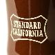 Rivers × SD Diner Mug Burly リバース×スタンダード カリフォルニア マグカップ BROWN ブラウン