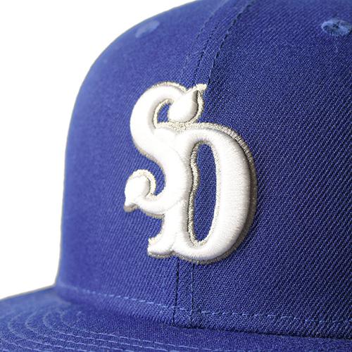 STANDARD CALIFORNIA スタンダードカリフォルニア × NEW ERA ニューエラ 59 FIFTY Logo Cap