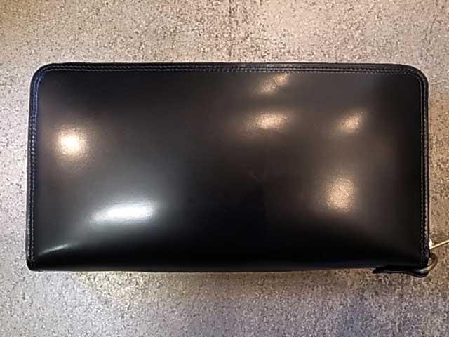 PORTER ポーター × GLAD HAND グラッドハンド BELONGINGS ZIP WALLET ジップ ウォレット BLACK ブラック 長財布 GLADHAND BY PORTER YOSHIDA & Co., LTD. 日本製