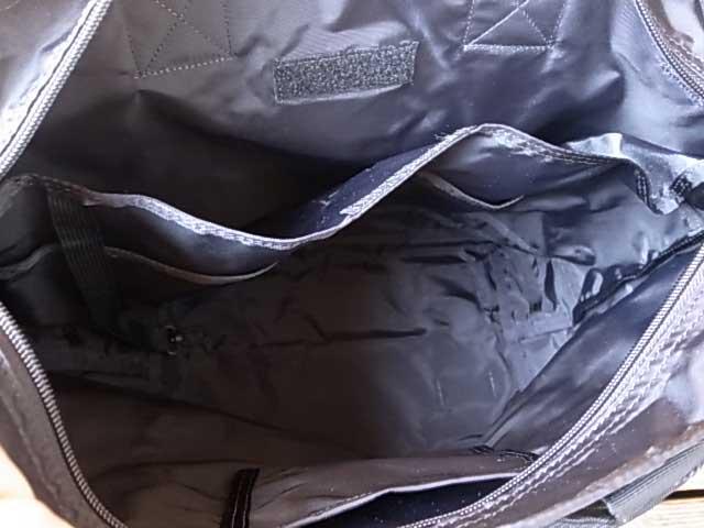 MIS エムアイエス TOTE BAG トートバッグ MADE IN CALIF USA BLACK ブラック