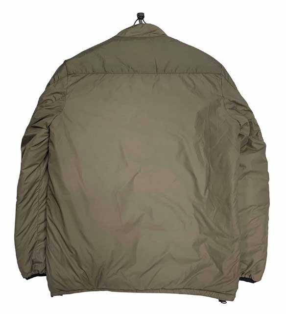 【DEAD STOCK】 オランダ軍 SOFTIE リバーシブル ジャケット 中綿 ソフトシェル ミリタリー デッドストック ソフティ