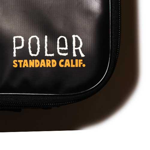 POLeR × STANDARD CALIFORNIA ポーラー×スタンダードカリフォルニア Multi Container マルチ コンテナ BLACK ブラック