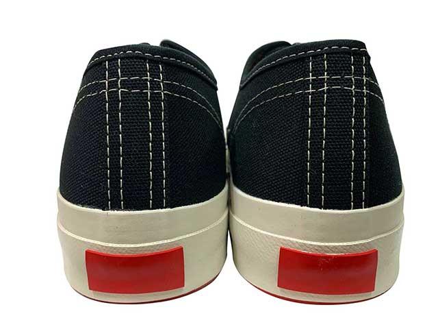 "toast FOOT & EYEWEAR GEAR トースト ""jam"" スニーカー RO (ブラック)"