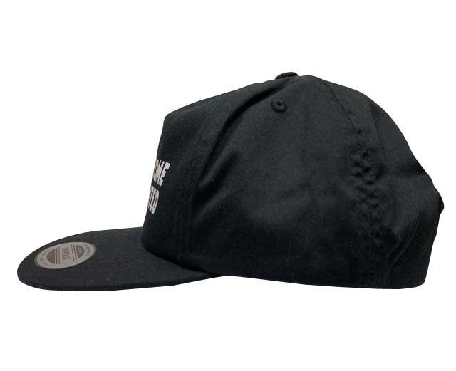 PORKCHOP GARAGE SUPPLY ポークチョップ ガレージサプライ CHOPPERS WELCOME CAP チョッパーズ ウエルカム キャップ 帽子 2色(BLACK/WHITE)