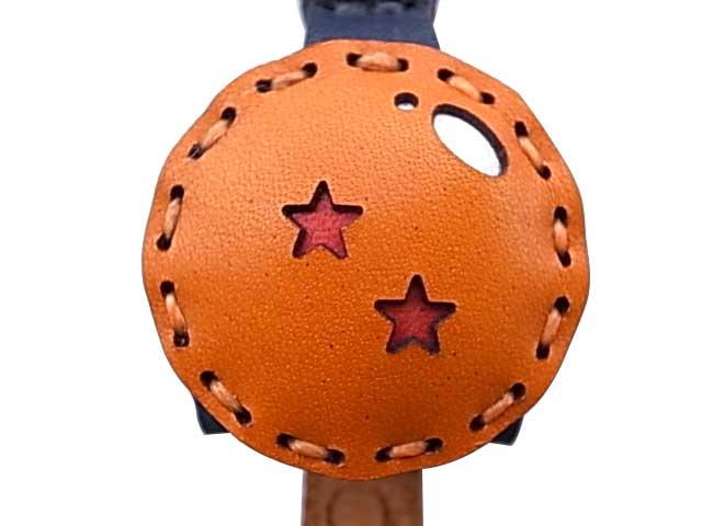 DRAGON BALL ドラゴンボール × Ojaga design オジャガデザイン ドラゴンボールキーキャップ (二星球) メイドインジャパン Ojagadesign オジャガ デザイン