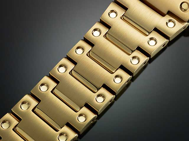 CASIO カシオ G-SHOCK ジーショック ORIGIN GMW-B5000 メタル ゴールド 腕時計
