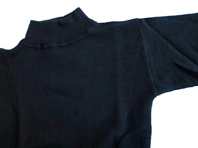 【DEAD STOCK】US NAVY GOB SWEATER ゴブ セーター BLACK size:XS/S Made in USA LADYS 【デッドストック】