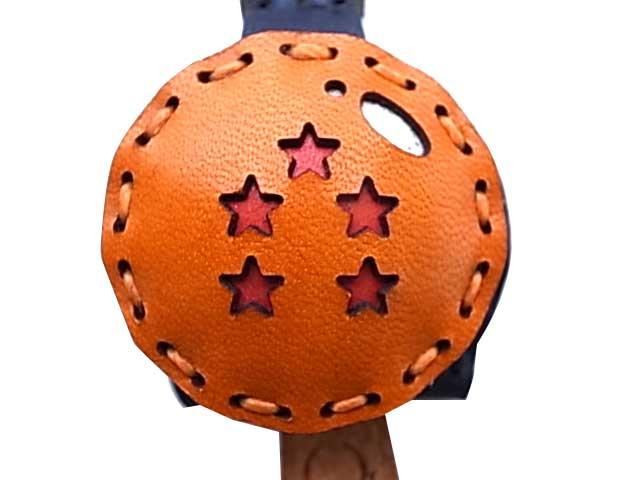 DRAGON BALL ドラゴンボール × Ojaga design オジャガデザイン ドラゴンボールキーキャップ (五星球) メイドインジャパン Ojagadesign オジャガ デザイン