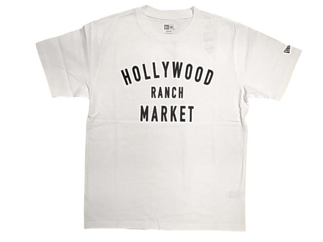 HOLLYWOOD RANCH MARKET ハリウッドランチマーケット × NEWERA ニューエラ HRM S/S TEE 半袖 Tシャツ