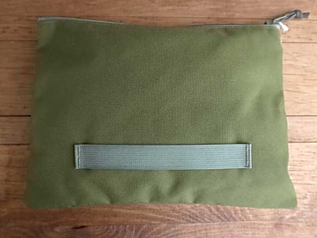 MIS エムアイエス TOOL POUCH ナイロン クラッチバッグMADE IN CALIF USA Mサイズ
