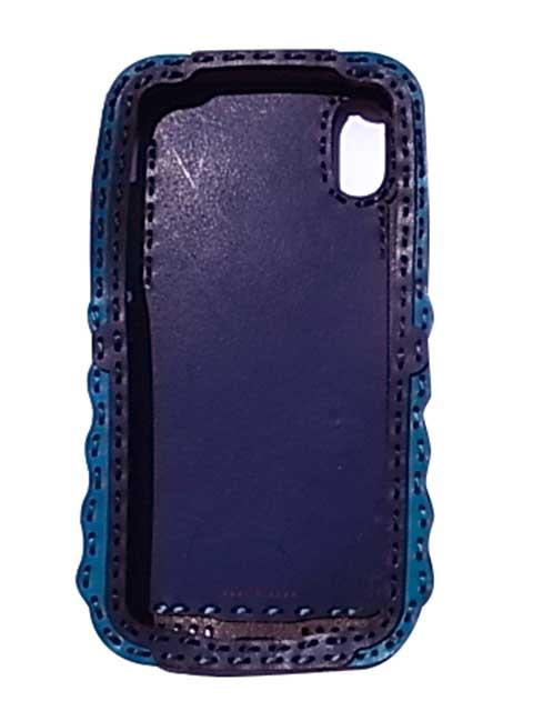 Ojaga design オジャガデザイン SUHAIL iPhoneXケース ブルー アイフォンXケース メイドインジャパン