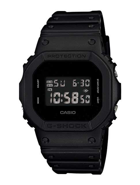 CASIO カシオ G-SHOCK ジーショック 5600 SERIES DW-5600BB BLACK ブラック 腕時計