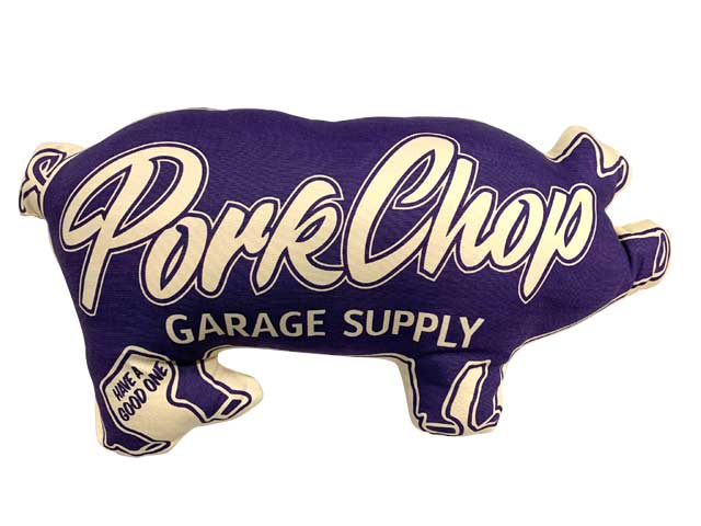 PORKCHOP GARAGE SUPPLY ポークチョップ ガレージサプライ PORK CUSHION ポーク クッション 2020FW 新作