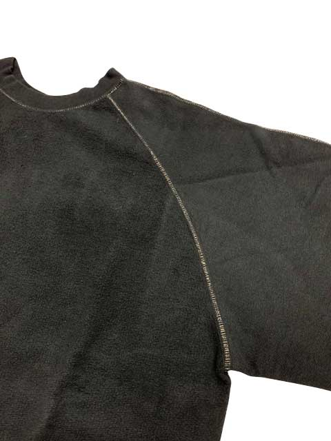 "NEXUSVII. ネクサスセブン ""FLANKEN"" 4WAY CREW NECK SWEAT フランケン クルーネック スウェット 2色(BLACK/D.BLUE)"