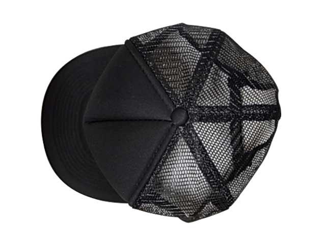 PORKCHOP ポークチョップ CIRCLR PORK CAP サークル ポーク キャップ メッシュキャップ 3色(BLACK/NAVY/RED)