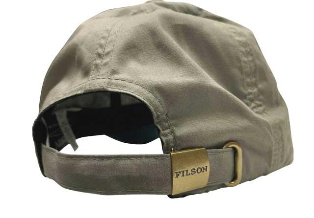 FILSON フィルソン Lightweight Agler Cap ライトウェイト アングラー キャップ #54028 2色(MOSS GREEN/GREEN)帽子