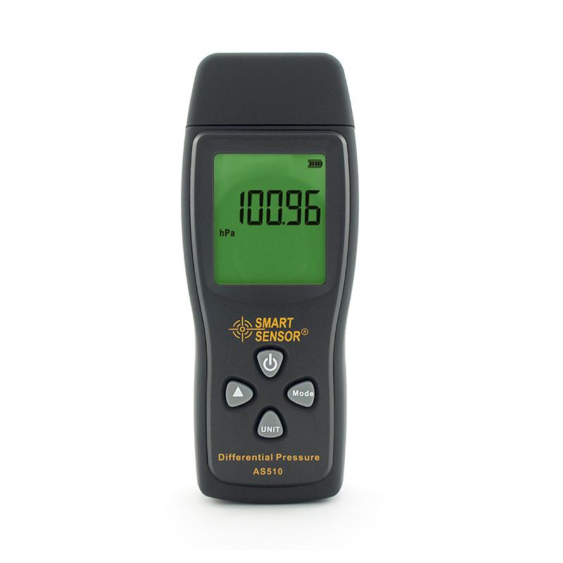 SMART SENSOR 差圧計 AS510