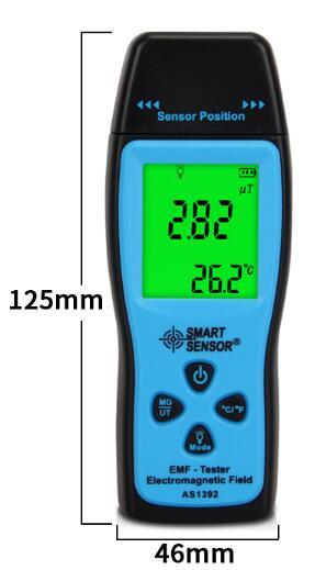 SMART SENSOR 電磁波 AS1392