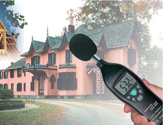 CEM デジタル騒音計 DT-805