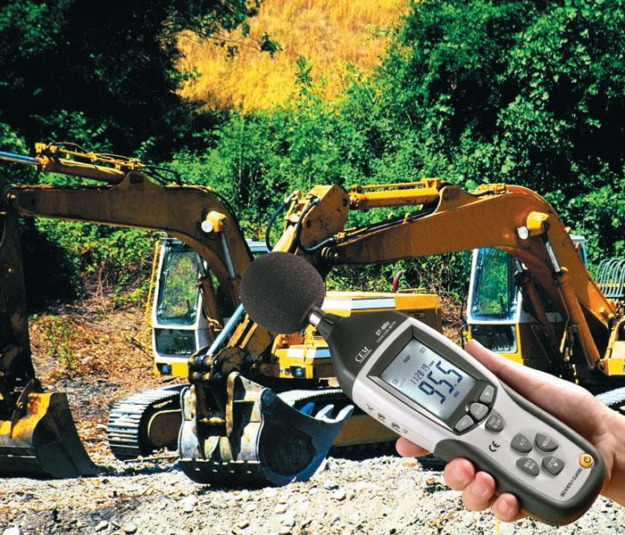 CEM 騒音計 DT8851