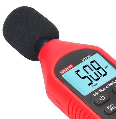 UTI ミニタイプ騒音計 UT353