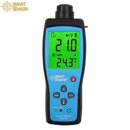 SMART SENSOR 酸素濃度計 AR8100