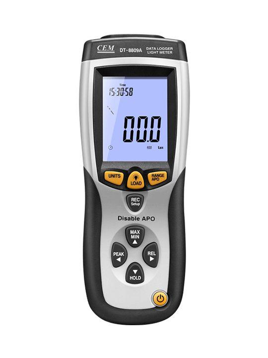 CEM デジタル照度計 DT-8809A