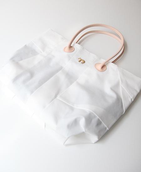 【SALE】 mina perhonen ミナペルホネン flex bag フレックスバッグ (小)