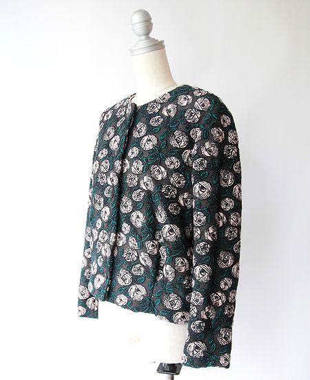 【SALE】 mina perhonen ミナペルホネン rosy ロージー ジャケット