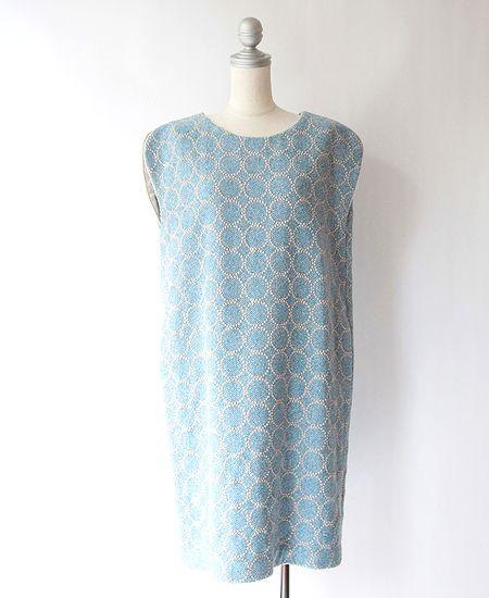 【SALE】 mina perhonen ミナペルホネン tambourine タンバリン ワンピース ドレス