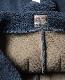 COLIMBO コリンボ PARK LODGE DUAL FLEECE PANTS (NAVY)