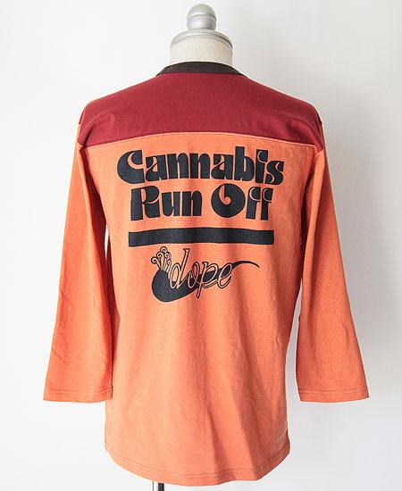 FREEWHEELERS フリーホイーラーズ CANNABIS RUN OFF (SHRIMP × LOBSTER × J.BLACK)