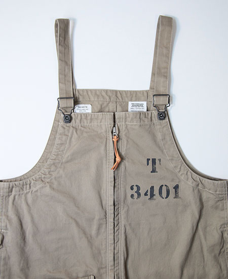 COLIMBO コリンボ STRYKER AFV CREW BIB OVERALL - UN LINED LIGHT TYPE CUSTOM -